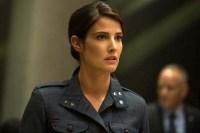Cobie Smulders dans Captain America: Le soldat de l'hiver (2014)