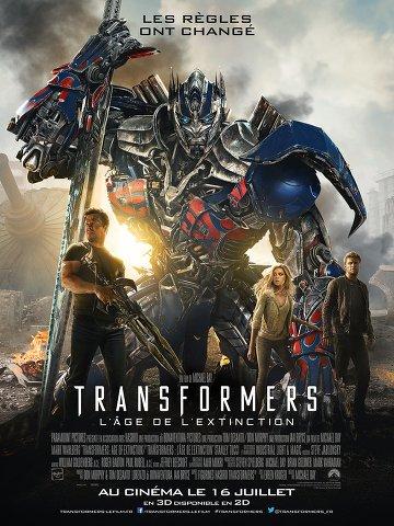 Transformers 4 : l'âge de l'Extinction (2014)