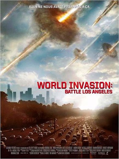 World invasion: Battle for Los Angeles