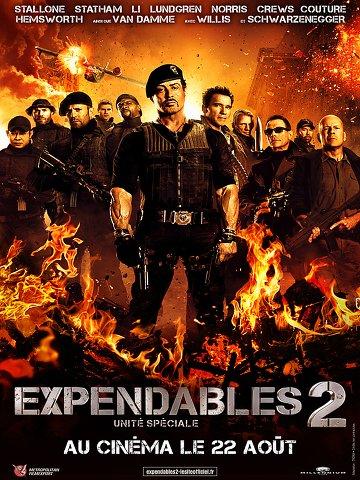 Expendables 2 : Unité Spéciale (2011)