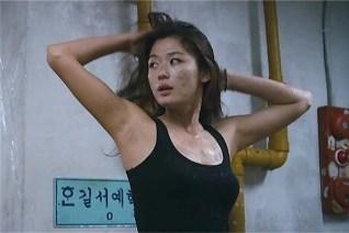 Jun Ji-hyun dans The Thieves (2012)