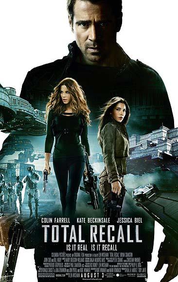 """""""Total Recall : Mémoires Programmées"""" (2012)"""