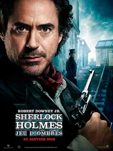 Sherlock Holmes 2 : Jeu d'ombres (2011)