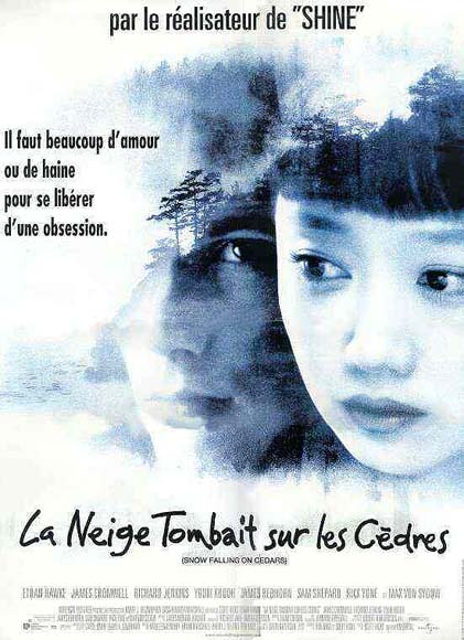 La Neige tombait sur les Cèdres (1999)