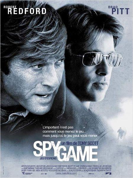 Spy game - Jeu d'espions (2001)