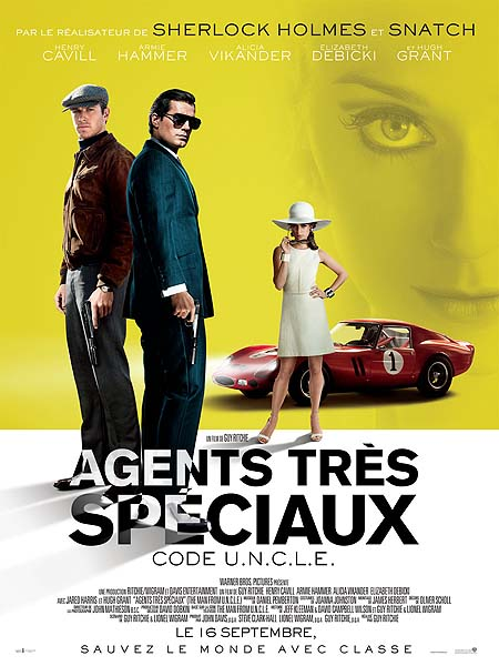 Agents très spéciaux: Code U.N.C.L.E (2015)