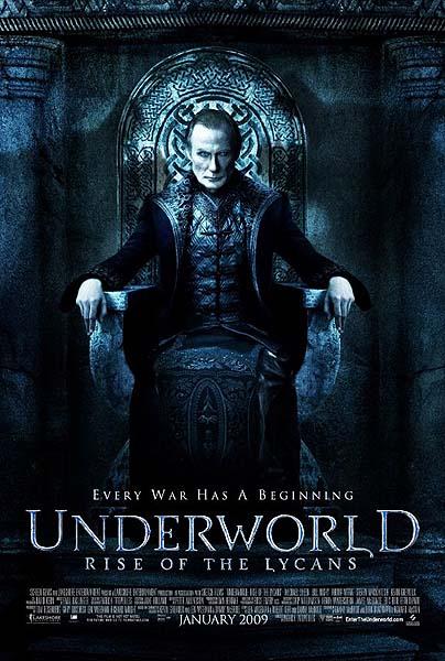 Underworld 3 - Le soulèvement des Lycans (2009)