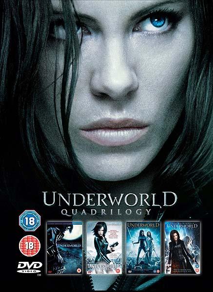 Underwolrd Quadrilogy