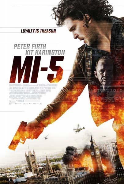 MI-5 Infiltration (2015)