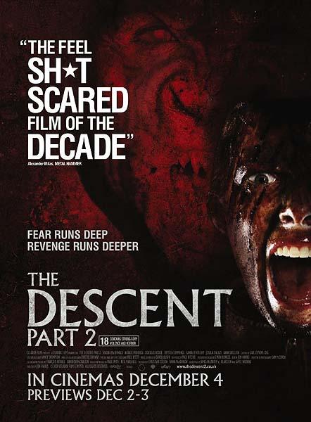 The Descent: Part 2 (2009)