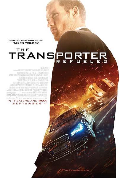 Le Transporteur: Héritage (2015)