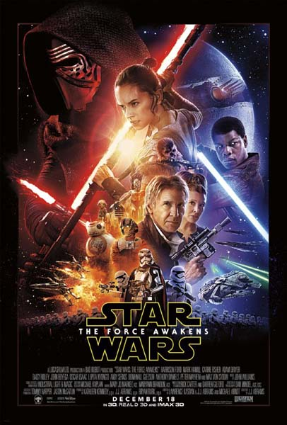 Star Wars: Episode VII - Le réveil de la Force (2015)