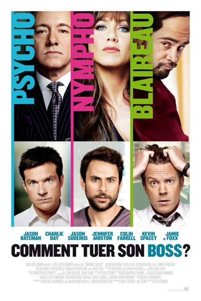 Comment tuer son boss? (2011)