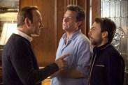 Kevin Spacey, Jason Bateman, et Charlie Day dans Comment tuer son boss ? (2011)