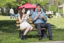 Vince Vaughn et Hailee Steinfeld dans En cavale (2016)