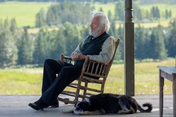 Donald Sutherland in Forsaken (2015)