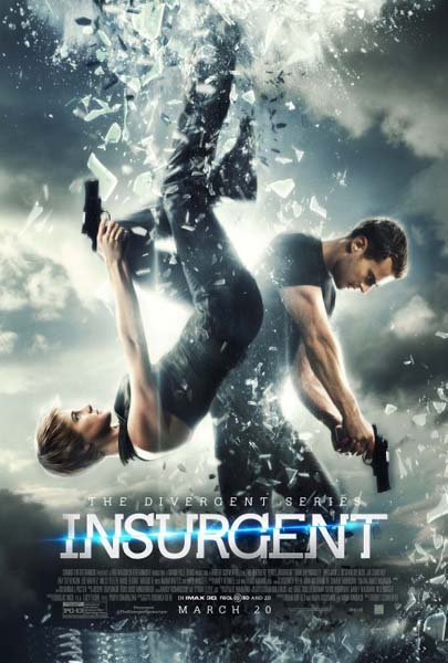 Divergente 2: L'insurrection (2015)