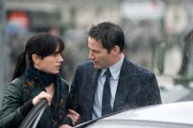 Jennifer Connelly et Keanu Reeves dans Le jour où la Terre s'arrêta (2008)
