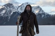 Leonardo DiCaprio dans The Revenant (2015)