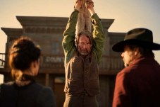 Mads Mikkelsen dans The Salvation (2014)