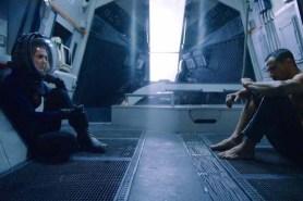 Aleisha Rose et Dan Mor dans Explorer (2016)