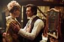 Hugh Jackman et Scarlett Johansson dans Le Prestige (2006)