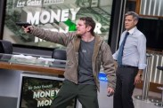 George Clooney et Jack O'Connell dans Money Monster (2016)