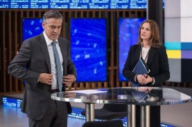 George Clooney et Julia Roberts dans Money Monster (2016)