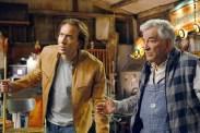 Nicolas Cage et Peter Falk dans Next (2007)