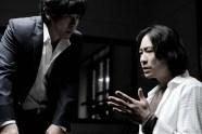 Seung-bum Ryoo et Kyung-gu Sol dans No Mercy (2010)