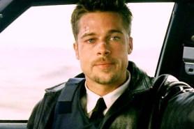 Brad Pitt dans Seven (1995)
