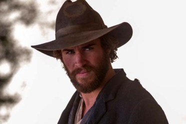 Liam Hemsworth dans The Duel (2016)