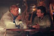 Marlon Brando et Robert De Niro dans The Score (2001)