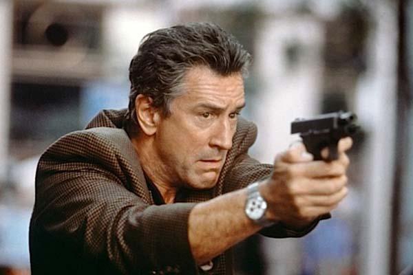 Robert De Niro dans The Score (2001)
