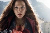 Elizabeth Olsen dans Avengers: L'ère d'Ultron (2015)