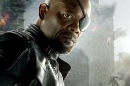 Samuel L. Jackson dans Avengers: L'ère d'Ultron (2015)