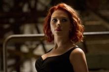 Scarlett Johansson dans Avengers (2012)