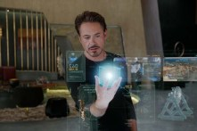 Robert Downey Jr. dans Avengers (2012)