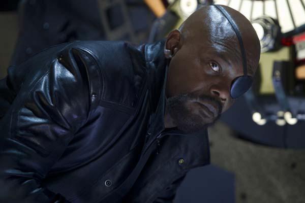 Samuel L. Jackson dans Avengers (2012)