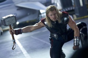 Chris Hemsworth dans Avengers (2012)