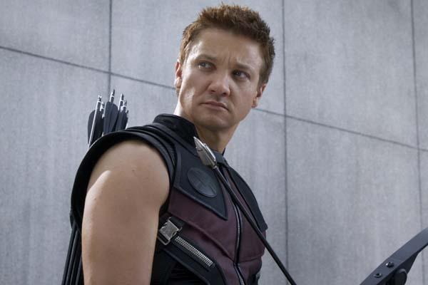 Jeremy Renner dans Avengers (2012)