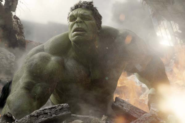 Mark Ruffalo dans Avengers (2012)