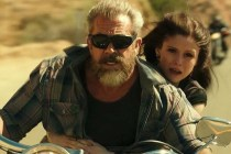 Mel Gibson et Erin Moriarty dans Blood Father (2016)