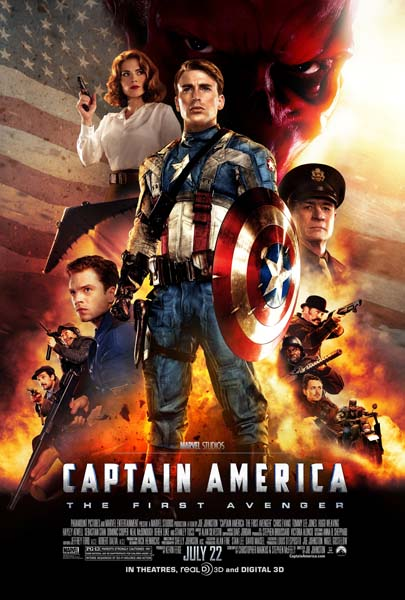 Captain America: First Avenger (2011)