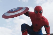 Tom Holland dans Captain America: Civil War