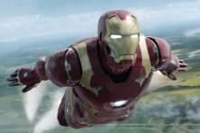 Robert Downey Jr. dans Captain America: Civil War (2016)