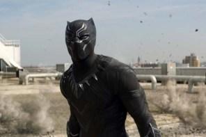 Chadwick Boseman dans Captain America: Civil War (2016)