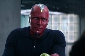 Paul Bettany dans Captain America: Civil War (2016)