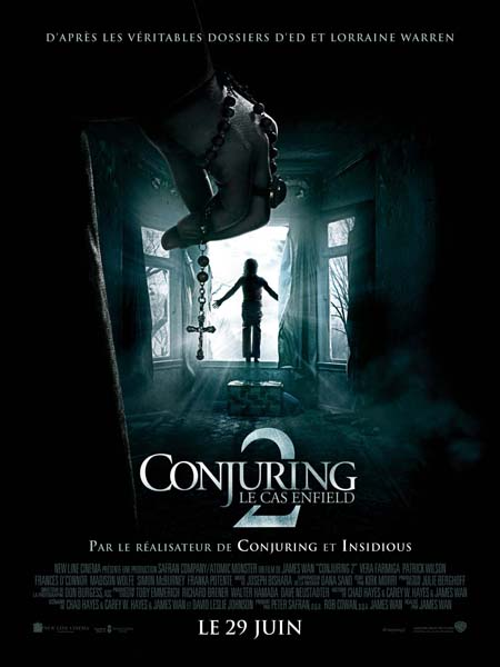Conjuring 2: Le cas Enfield (2016)