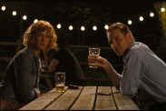 Kelly Reilly et Michael Fassbender dans Eden Lake (2008)